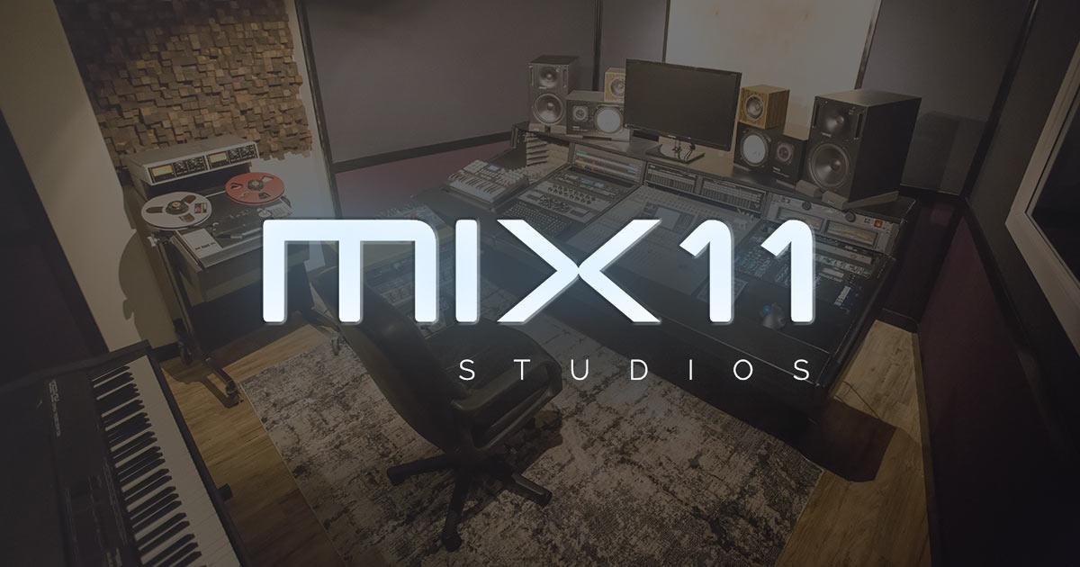 Studio Tour | Mix11 Studios